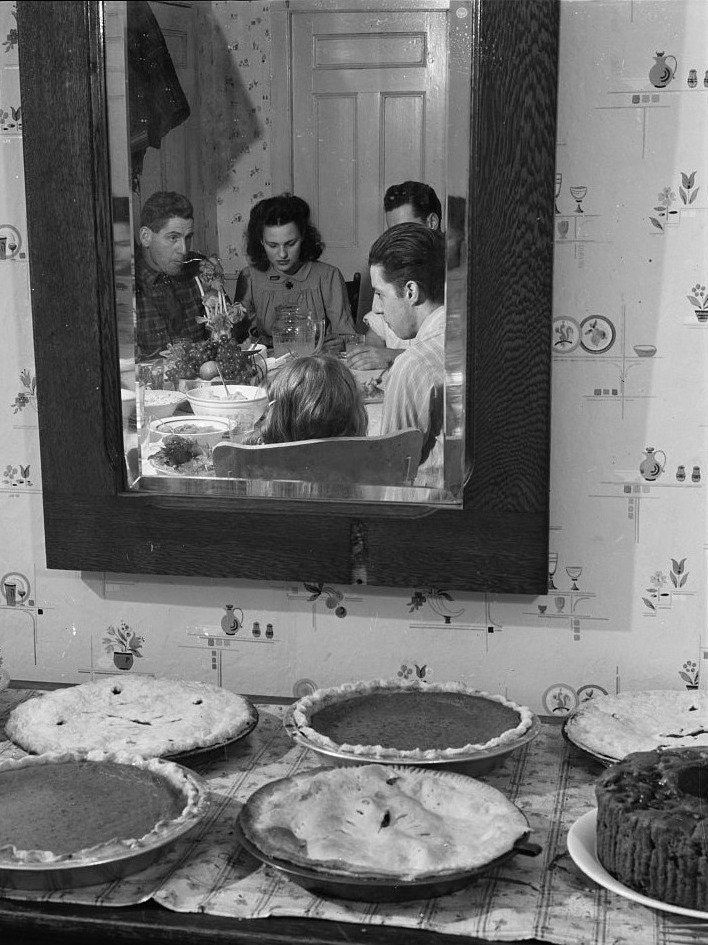 The Secret History of Thanksgiving (Or, Interesting