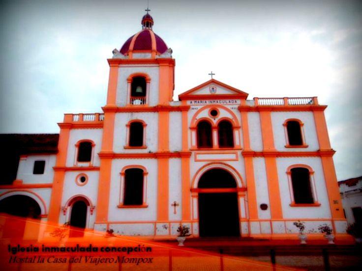 Mompox en Bolívar Visit our hostel and stay and'll get a guidance from the Colonial city.   Come and meet Mompos  Hostal la Casa del Viajero Mompox Tel 3106522788  Fijo 5 6840657