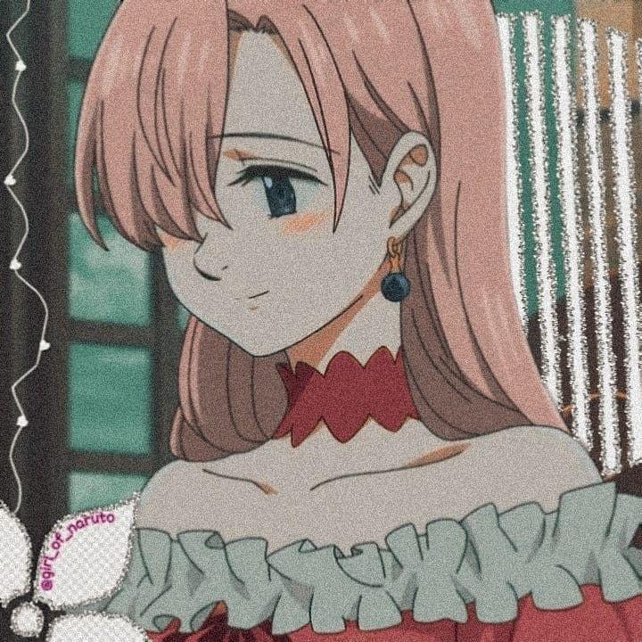Edit/ icon/ aesthetic/ nanatsu no taizai/ Elizabeth Liones