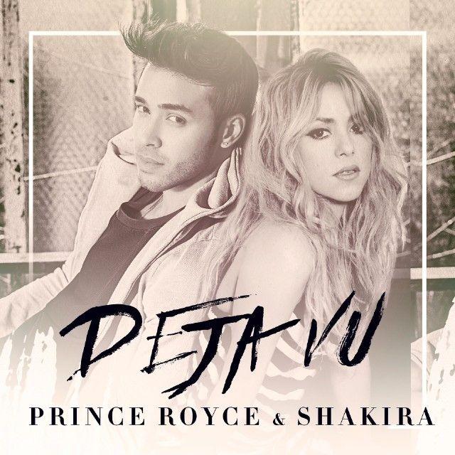 "Estreno videoclip ""Deja Vu"" de Shakira y Prince Royce"
