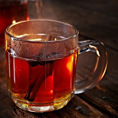Hot Mulled Cider recipe - From Lakeland