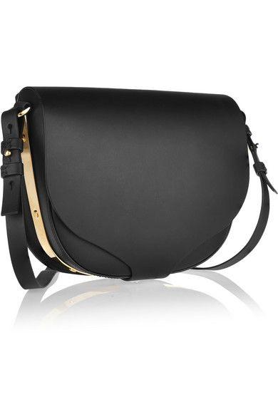Sophie Hulme | Barnsbury leather shoulder bag | NET-A-PORTER.COM