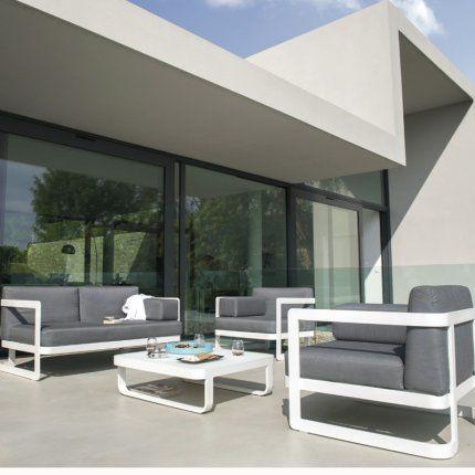 salon de jardin blooma bellco castorama terasse pinterest salons and house. Black Bedroom Furniture Sets. Home Design Ideas