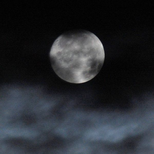 Midnight Whispers, silver full moon print, blue clouds, black night... ($11) ❤ liked on Polyvore featuring home, home decor, wall art, backgrounds, pictures, black wall art, photo wall art, black home accessories, blue home accessories and cloud wall art