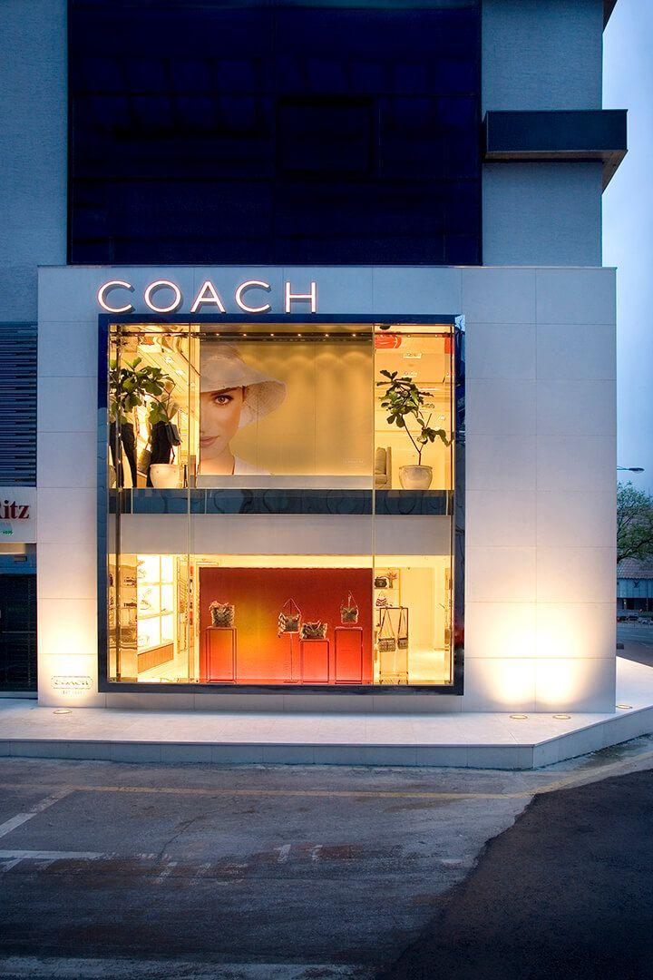 Coach Stores Retail Store DesignRetail StoresRetail ArchitectureArchitecture Interior