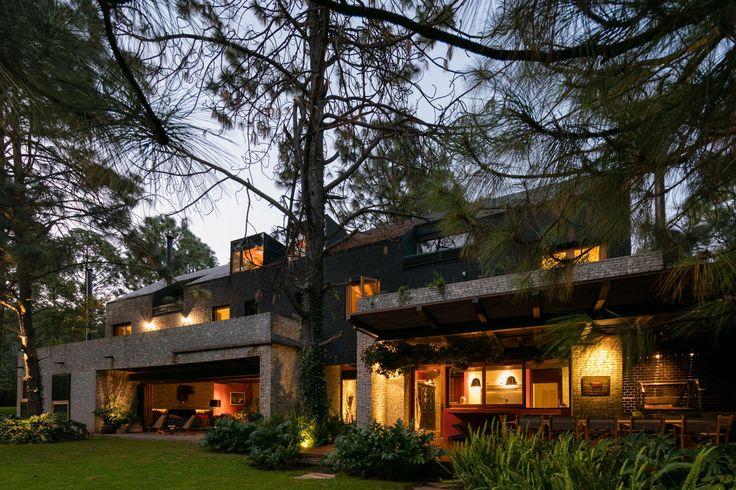 PE House / Taller Arquitectonica – Andres Escobar – nowoczesna STODOŁA | wnętrza & DESIGN | projekty DOMÓW | dom STODOŁA