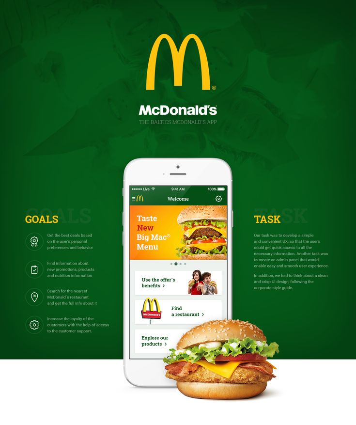 This application allows users from Lithuania, Latvia and Estonia to receive special offers from McDonald's every week. The app includes awesome features like getting exclusive offers and redeeming them right from the app. It also gives you the opportunity…