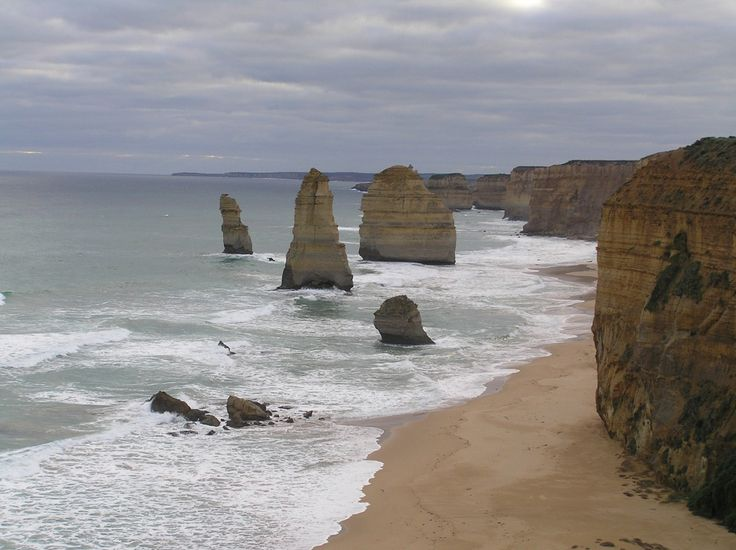 Sights, Great Ocean Road, Melbourne, Australia