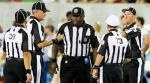 Officiating crew for the Cowboys MNF game