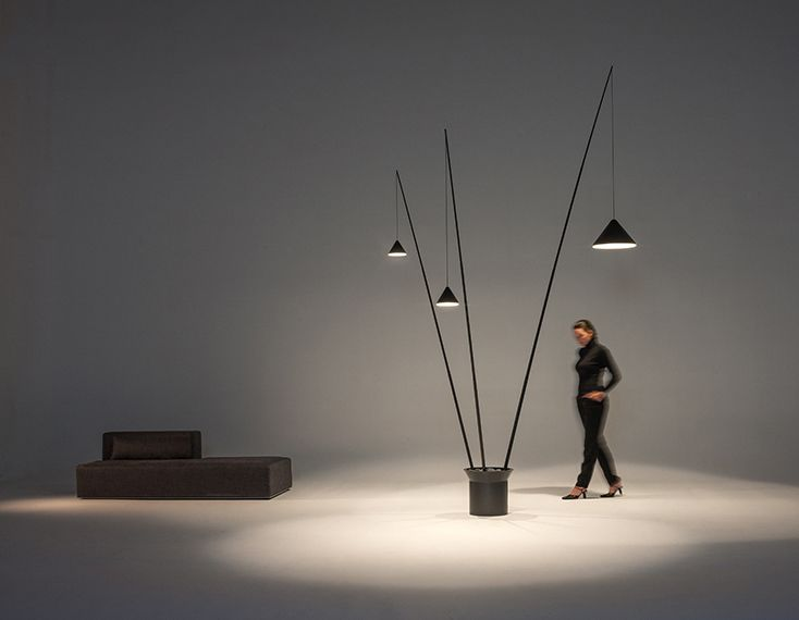 North floor lamp, designed by Arik Levy for Vibia.  #lighting #lightingdesign   http://www.vibia.com/en/north-floor-lamps-floor/?utm_source=social&utm_medium=pinterest&utm_campaign=north_eu&utm_content=pint_lateutm_term=