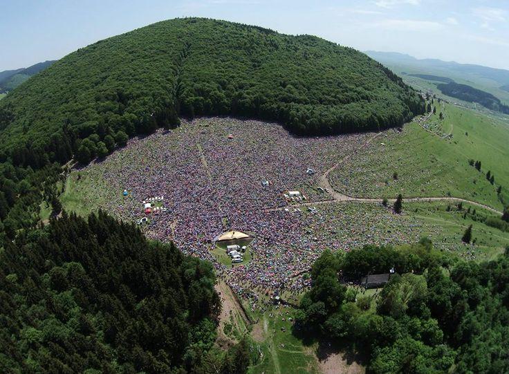 Pünkösdi búcsú - 2015 - Csíksomlyó - Székelyföld - Erdély