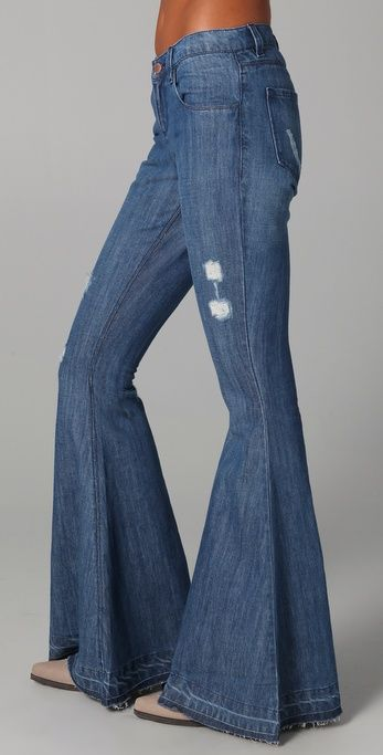 Bells Bottom Pants Ring My Bell Flare Jeans Here