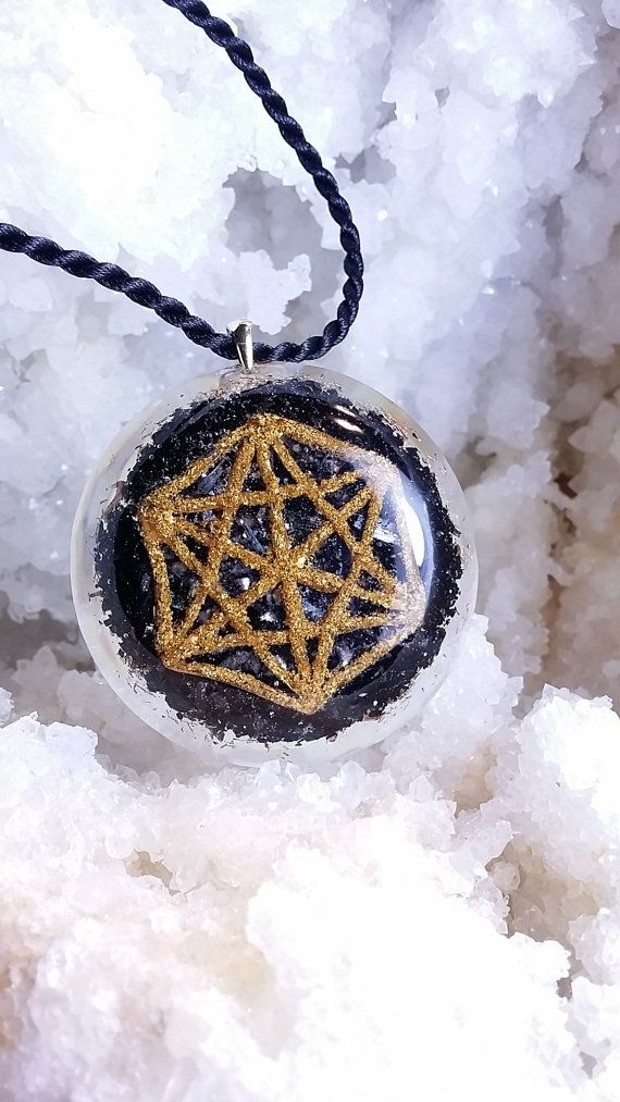 Hey, I found this really awesome Etsy listing at https://www.etsy.com/listing/225185957/orgonite-pendant-metatron-cube-orgone