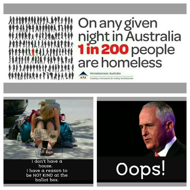 Homeless vs. Turnbull