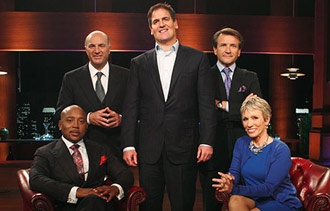 """Love watching this that spun off from Canada's """"Dragon's Den"""" Watch: The Shark Tank Effect: Top Success Stories from the First 3 Seasons"""