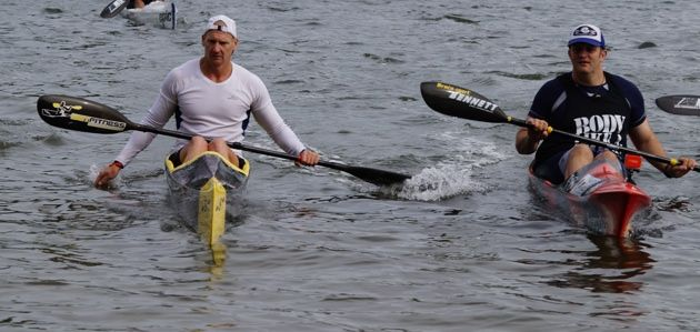 Smoke the Coach – A Surfski Paddle Relay for Charity | FatPaddler.com®