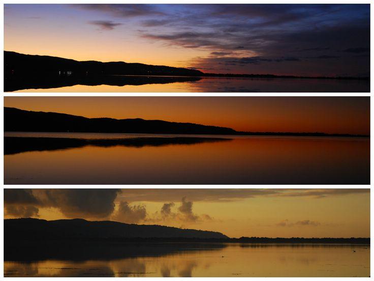 #toscana terra di tramonti. Ecco la #Laguna di Ponente di #Orbetello (GR) #Maremma #Tuscany  Foto Alessandro Ciccotti