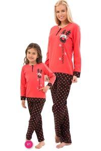 Roly Poly 2560 Kız Çocuk Pijama Takımı
