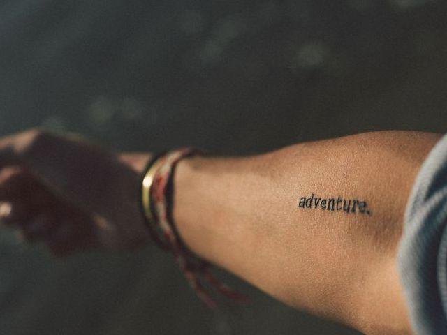 tatuagem aventura