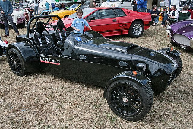lotus seven | lotus 7 kit car | Flickr - Photo Sharing!