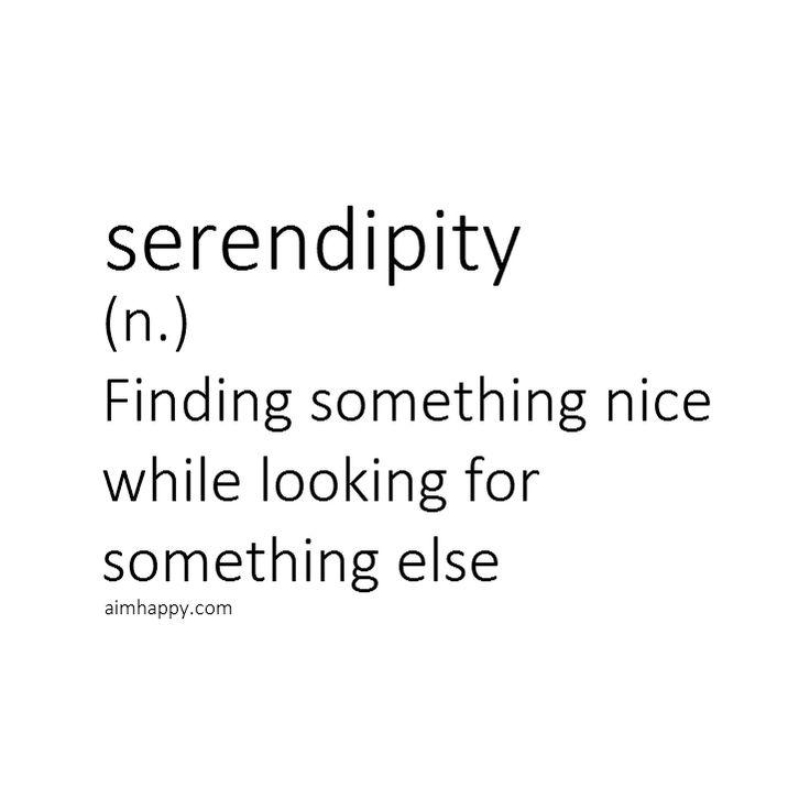 Also serenity