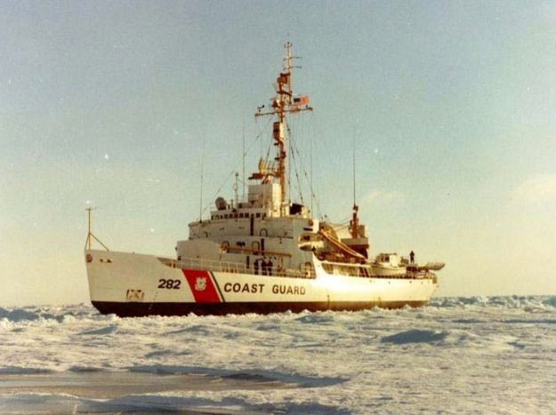 First To Golf Antartica | 13 Awesome Things You Didn't Know About The Coast Guard
