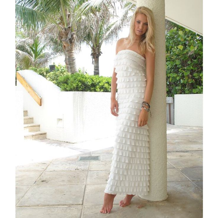 Ginger Maxi Dress - Union of Angels