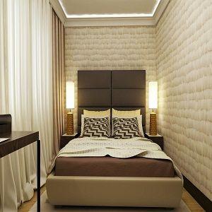 Начинаем эту неделю с обзора спален дизайнера интерьеров из Владивостока Валерии Мельниковой.