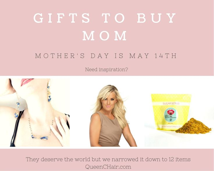 757 best queen c custom extensions images on pinterest blonde mothers day gift guide 2017 celebrate mom with these 12 gift ideas items from pmusecretfo Gallery