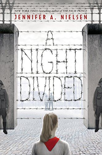 A Night Divided by by Jennifer A. Nielsen // I listened to this & wasn't sure how much I liked it b/c it was very obviously YA or middle grade, or whatever. It had a lot of emotions and much of it was slow. BUT, at the end I was sobbing. I really loved the family dynamic. No love interest, no language. Great book.