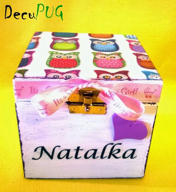 DecuPUG: #2 Pudełeczko dla Natalki
