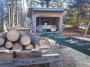 SMG Champion Portable Bandsaw Mill - Sawmills Ready To Saw Annapolis Valley Nova Scotia image 5