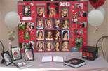 Graduation Photo Display Ideas | Graduation Display Poster | Party ...