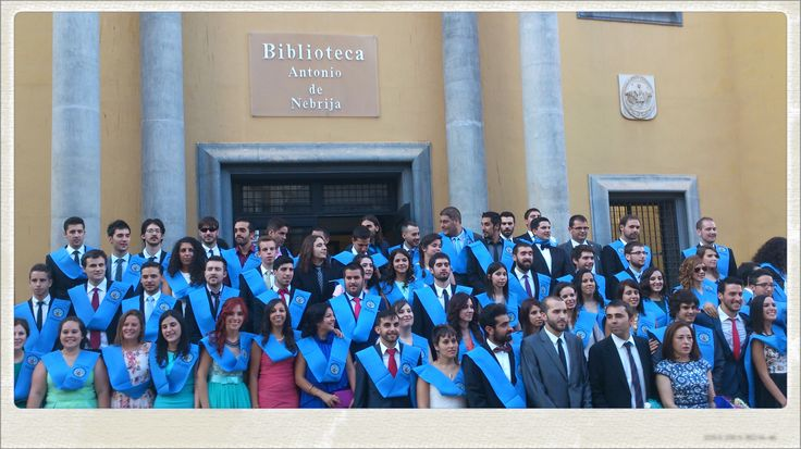 Grado en Historia, 2010-2014.