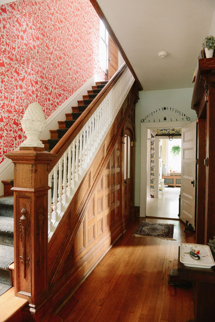 In Pittsburgh, A Victorian Home for Collecting and Entertaining |  Design*Sponge