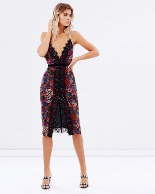 Buy Jardin Botanica Dress by Bec & Bridge online at THE ICONIC. Free and fast delivery to Australia and New Zealand.