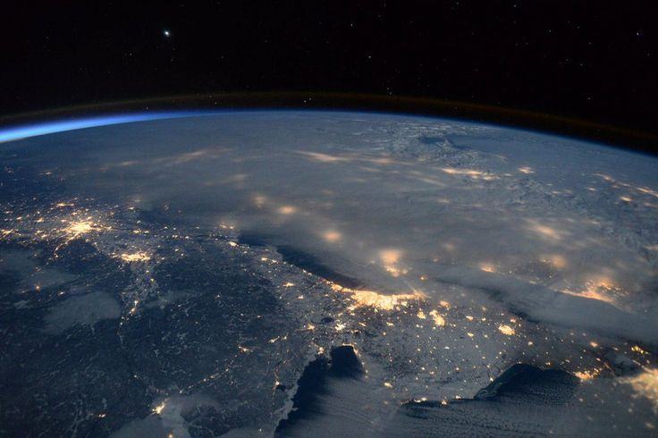Astronaut Scott Kelly presents a gallery of storms on Earth seen from the International Space Station.