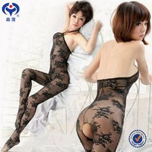 sexy lady fashion black nylon full string body stockings  Best buy follow this link http://shopingayo.space