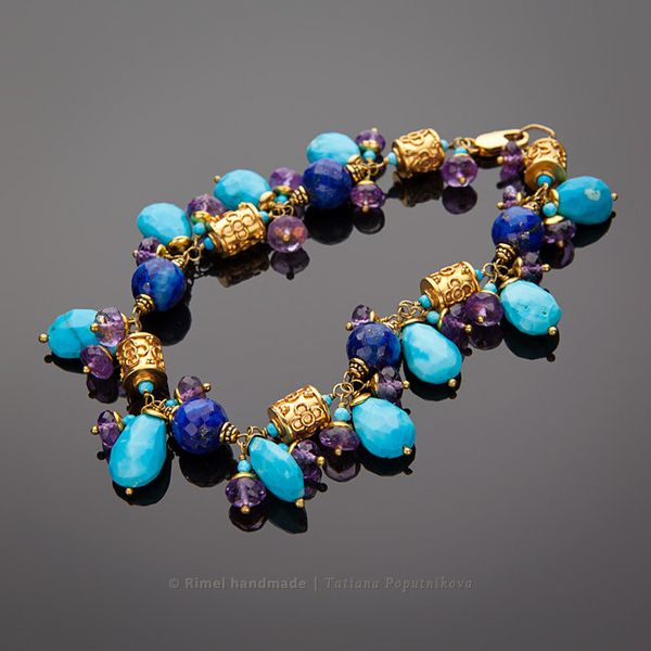 "PRODUCTS :: JEWELRY :: WOMEN :: Bracelets :: Bracelet ""Arabian Princess"""