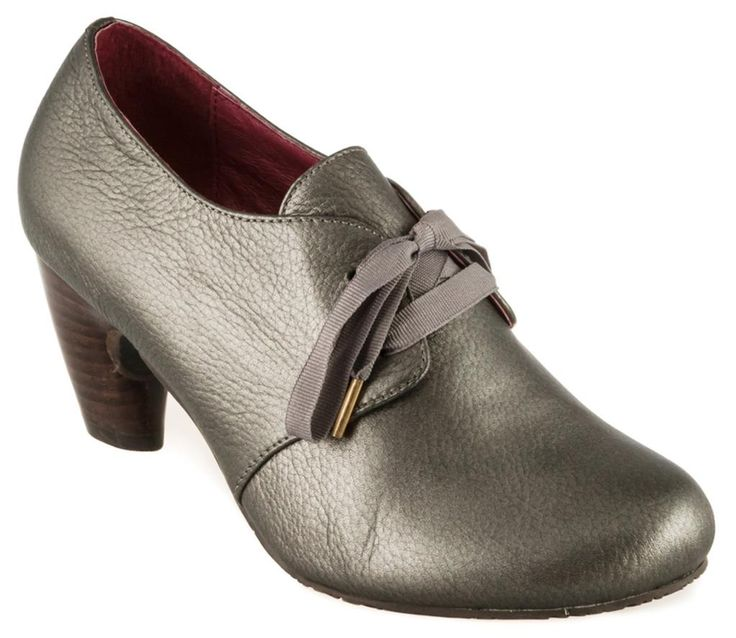 Esska Hanya Shoe in pewter  - A great range of Esska Hanya Shoe In Pewter from Blue Saffron Walden , independent fashion boutique and home of elegant ladies wear.