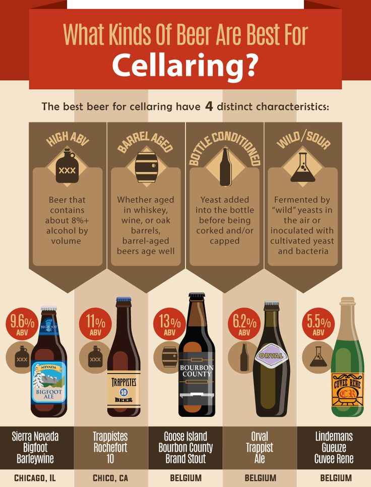 Best Beer For Cellaring - Start a Beer Cellar at Home