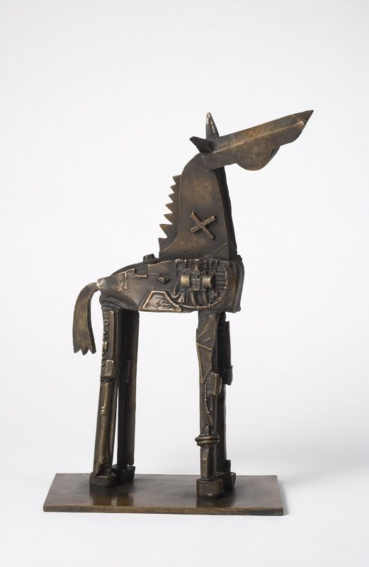"""Brumby"" 2005 Bronze by Jimmy Rix"