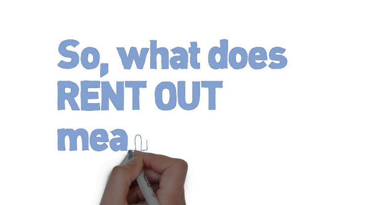 RENT OUT-Learn English Phrasal Verbs-English Conversation