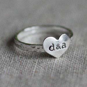 Cute! & it's our initials :)