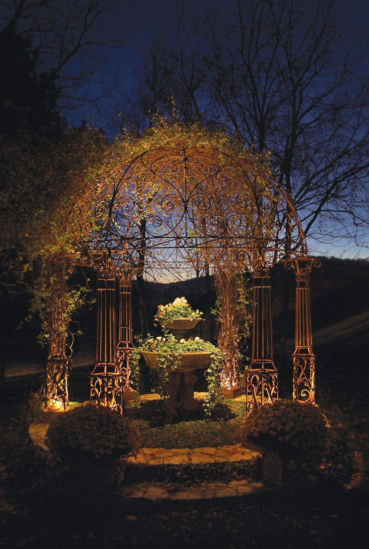 Find This Pin And More On Landscape Lighting By Olpmemphis.