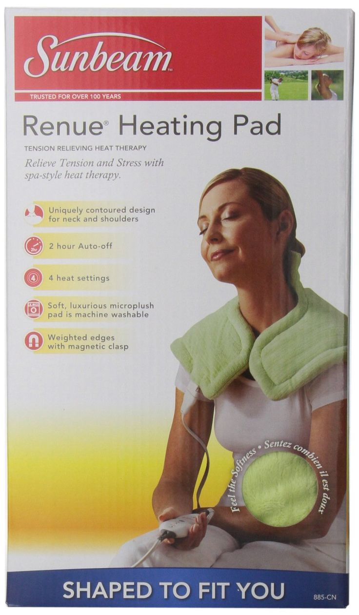 how to provide therapeutic heat pack