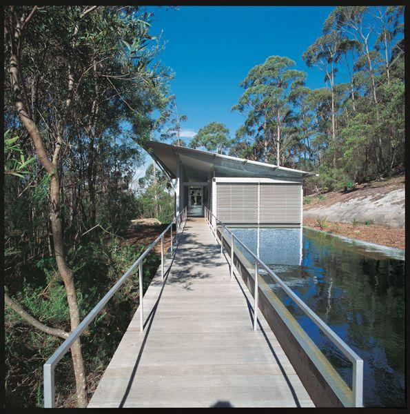 Glenn Murcutt -Simpson-Lee House - Mount Wilson, Australia - 1988-93