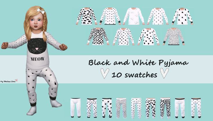 FOR TODDLERS My first recolor set ♥ Mesh [ EA ] Download in this page and follow her guys nwn