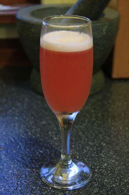 ... fruit juice cocktail recipes drink recipes cocktails forward rosebud