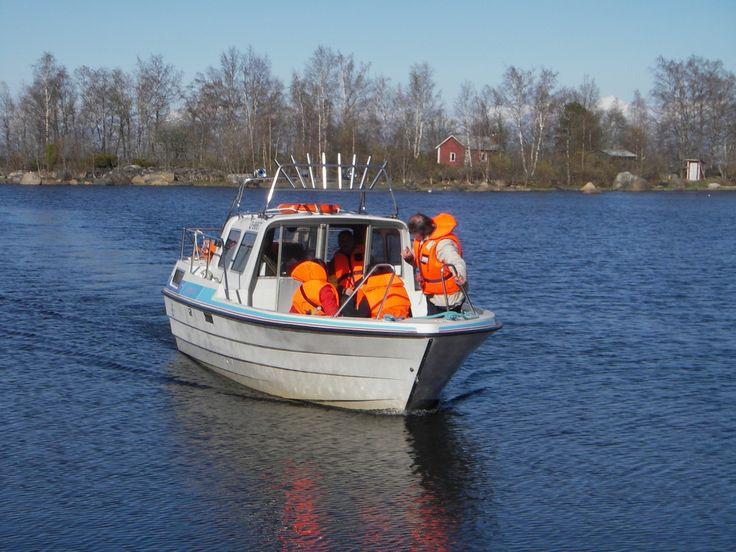 Boat Trip to Fishermen's Reefs Maakalla and Ulkokalla
